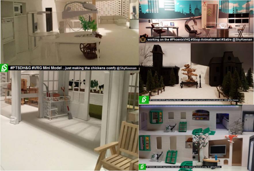 Phoenix H&G AR/VR App/Game – The Phoenix Post